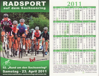 Radsport 2011