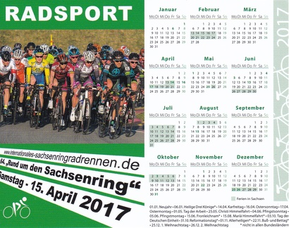 Radsport 2017